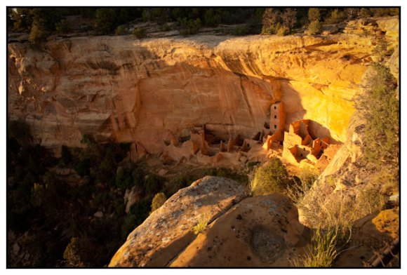 Mesa Verde, Square Tower House, cliff dwelling, Colorado, Ancestral Puebloan, Anasazi