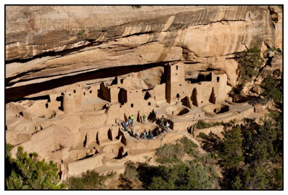 Cliff Palace, Mesa Verde National Park, Colorado