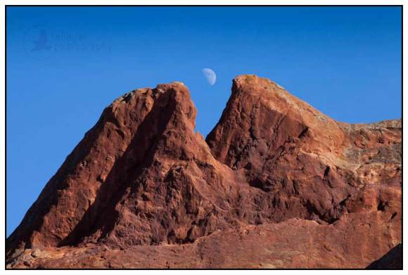 Half moon, Roxborough State Park, Colorado