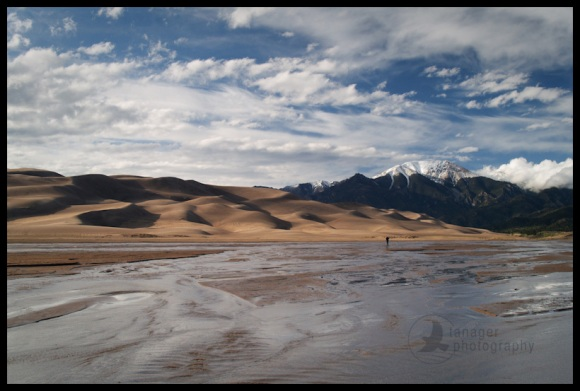 Medano Creek, Great Sand Dunes National Park