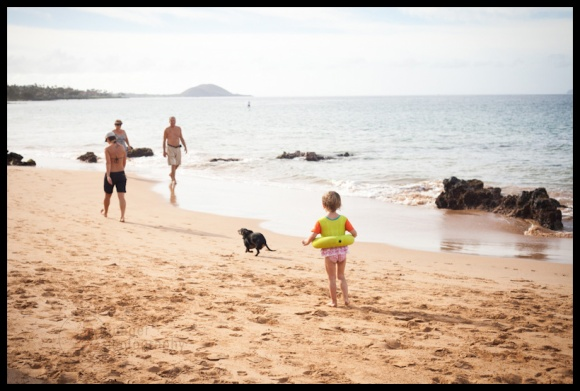 Kamaole Beach Park III, Kihei, Maui, Hawaii